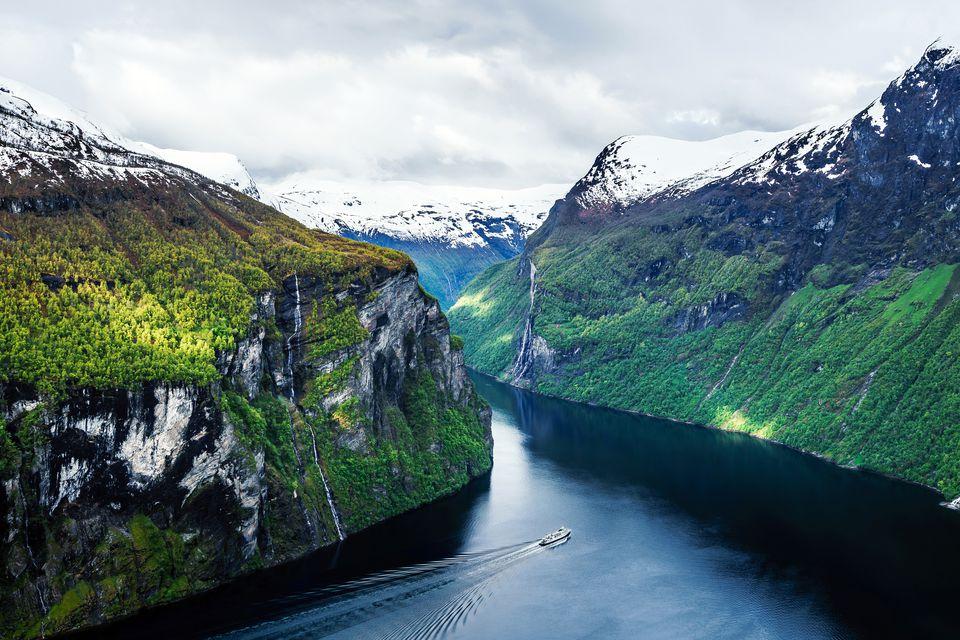 Opplev den norske naturen
